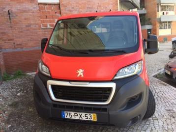 Peugeot Boxer 2.2 hdi l1h1