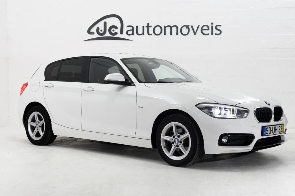 BMW 116 d Line Sport Aut.