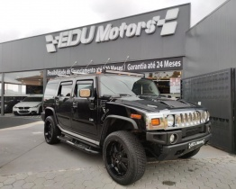 Hummer H2 6.0 Luxury GPL