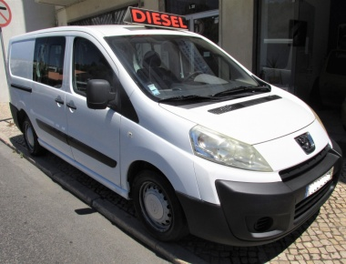 Peugeot Expert 1.6 HDI 6Lugares Tepee