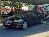 BMW 550  I V8 Bi Turbo