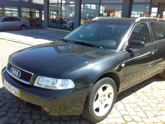 Audi A4 Avant, 2001