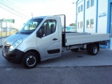 Renault Master 2.3 DCI Chassi/Cab. 165cv