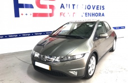 Honda Civic 2.2 i-CTDi Executive