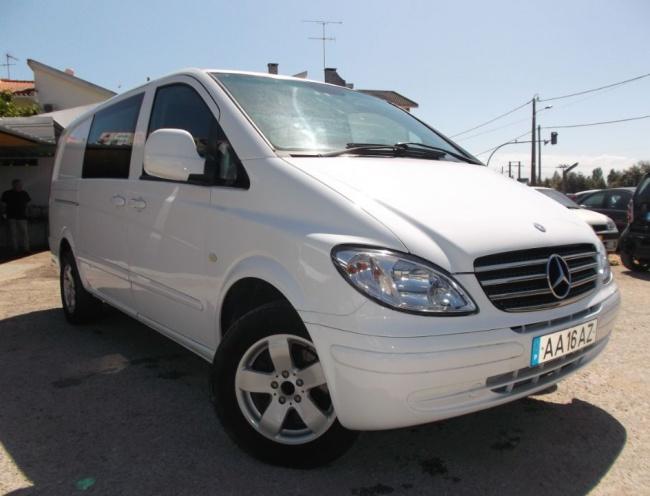 Mercedes-benz Vito 115cdi/34 longo 150cv (6lug