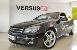 Mercedes-benz Clc 220 CDi Aut.