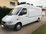 Mercedes-benz Sprinter 313 cdi street food