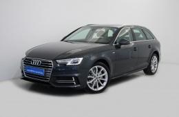 Audi A4 Avant 2.0 TDi S-Line Multitronic GPS