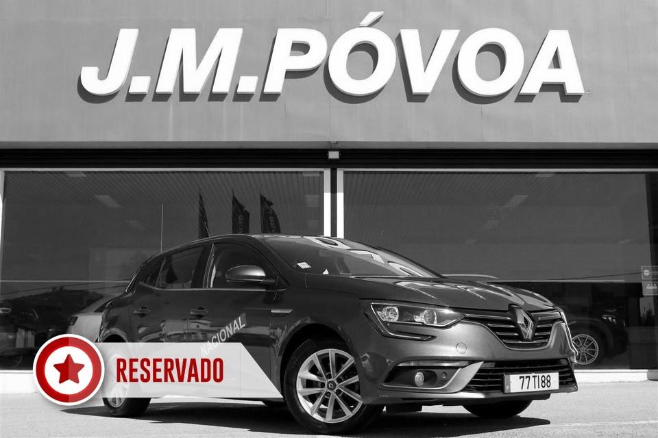 Renault Mégane 1.5 DCI Intens S/S 110cv