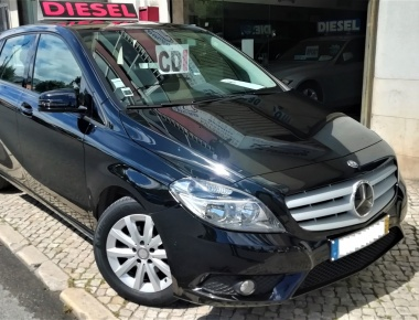 Mercedes-Benz B 180 1.8 CDI Blueefficiency