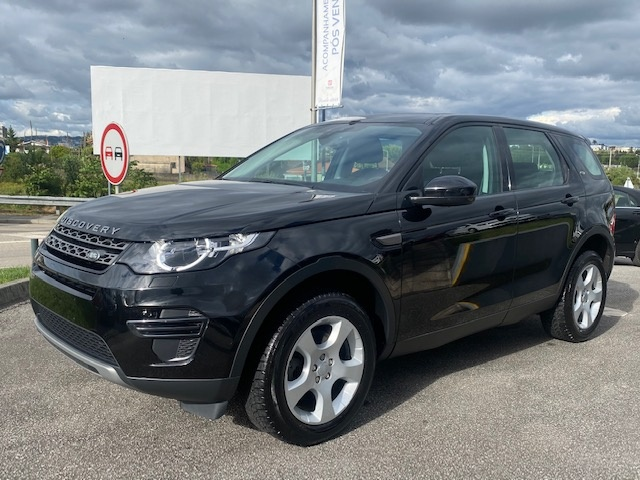 Land Rover Discovery Sport 2.0 ID-4