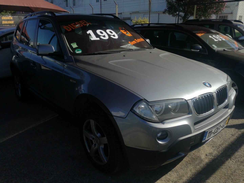 BMW X3 2.0 Da