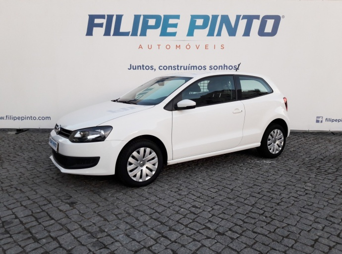 Vw Polo 1.2 TDI Van