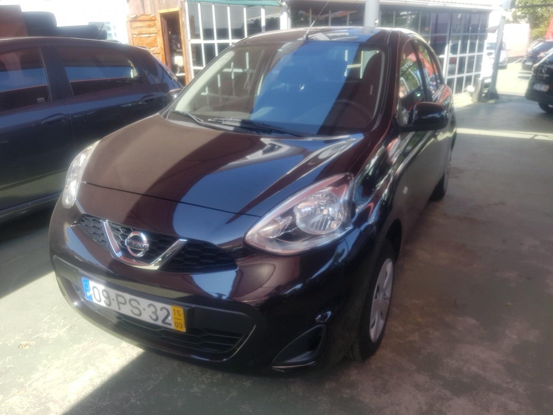 Nissan Micra IV 1.2