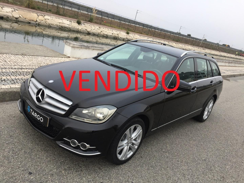 Mercedes-Benz C 180 cdi Avantgarde Bluefficiency