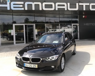 BMW 318 D Touring Efficient Dynamics