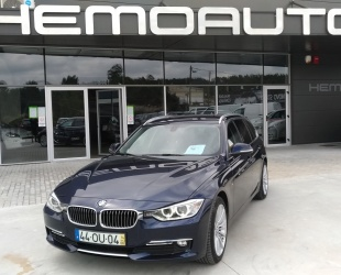 BMW 320 D Touring Luxury Efficient Dynamics