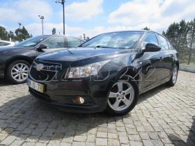 Chevrolet Cruze 1.6 LS (GPL)