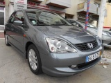 Honda Civic 1.6 ES Exclusive