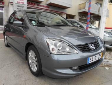 Honda Civic 1.6 ES Exclusive