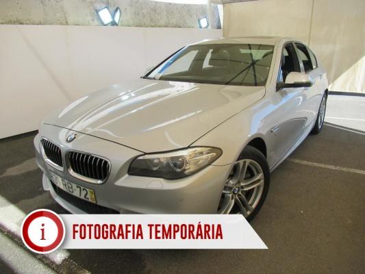 BMW Série 5, 2016