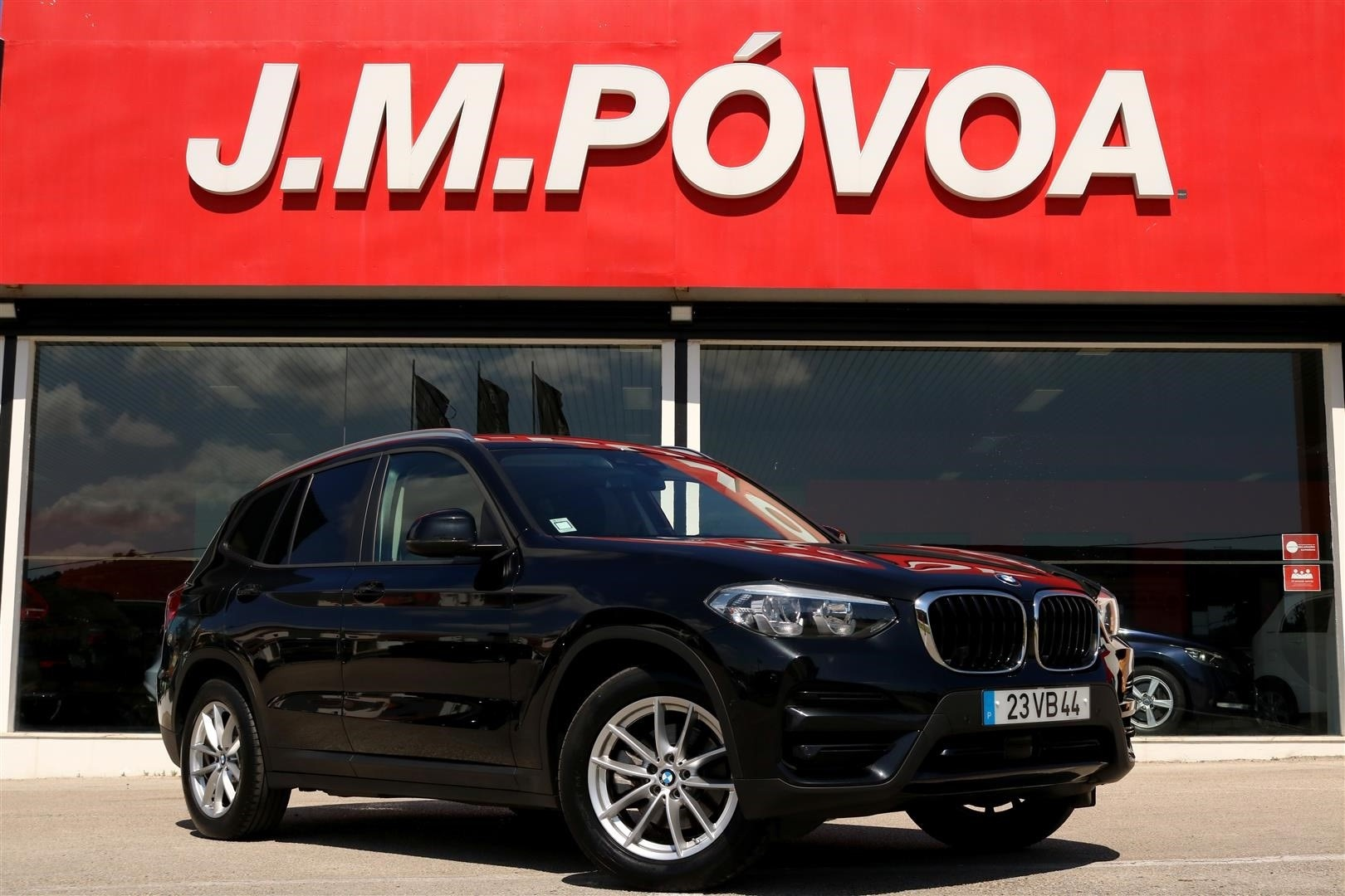 BMW X3 20d xDrive Advantage Auto 190cv