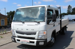 Mitsubishi Canter FUSO 3C13 CAB/DUPLA // 92.000 Km´s
