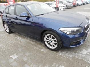 BMW 116 D EDYNAMIC
