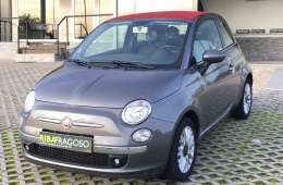 Fiat 500C 1.2i Lounge Cabrio