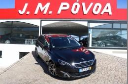 Peugeot 308 SW 1.6 BlueHDI Allure 120cv