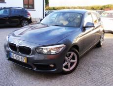 BMW 116 D Automático