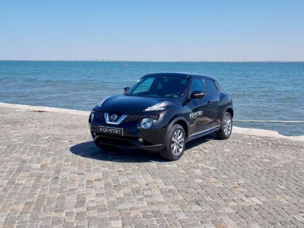 Nissan Juke TECKA VISION N 360