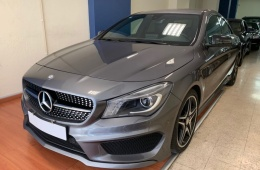 Mercedes-benz Cla 200 AUTOMÁTICO GPS KIT AMG NACIONAL