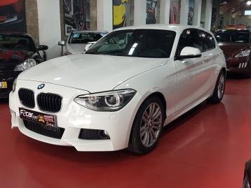 BMW Série 1 114 D Pack M FULL EXTRAS