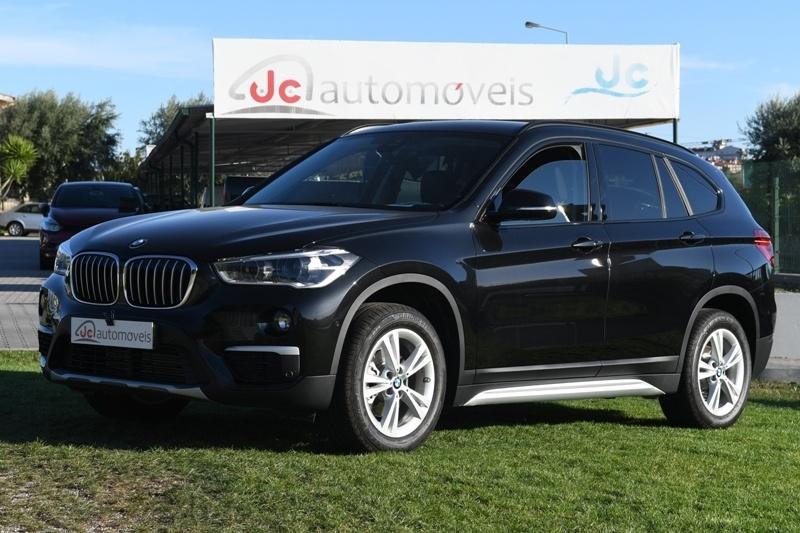 BMW X1 Sdrive 16d Line Sport Automático