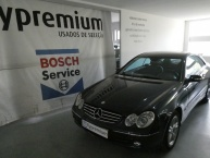 Mercedes-Benz CLK 200 kompressor Cx. Automática (163cv) iuc antigo