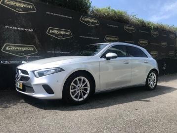 Mercedes-benz A 180 d Style Auto (GPS/Led/Câmara)