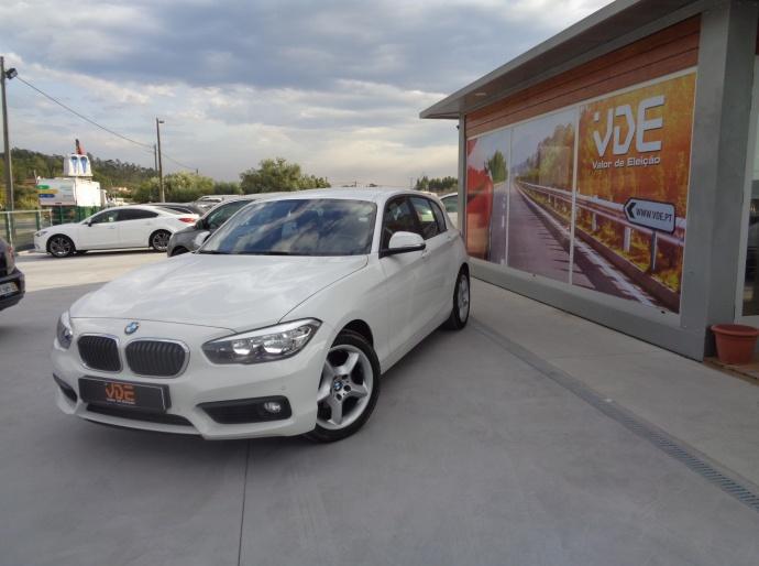 BMW 116 116CV GPS COMO NOVO