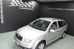 Skoda Fabia break 1.2 16v Elegance