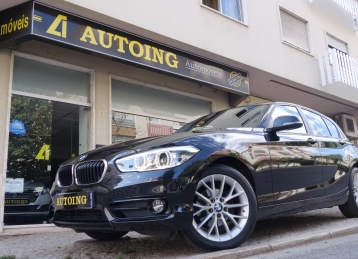BMW 116 D LINE SPORT GPS+FULL LED+AT8