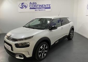 Citroën C4 Cactus 1.2 PureTech Shine 110 EAT6