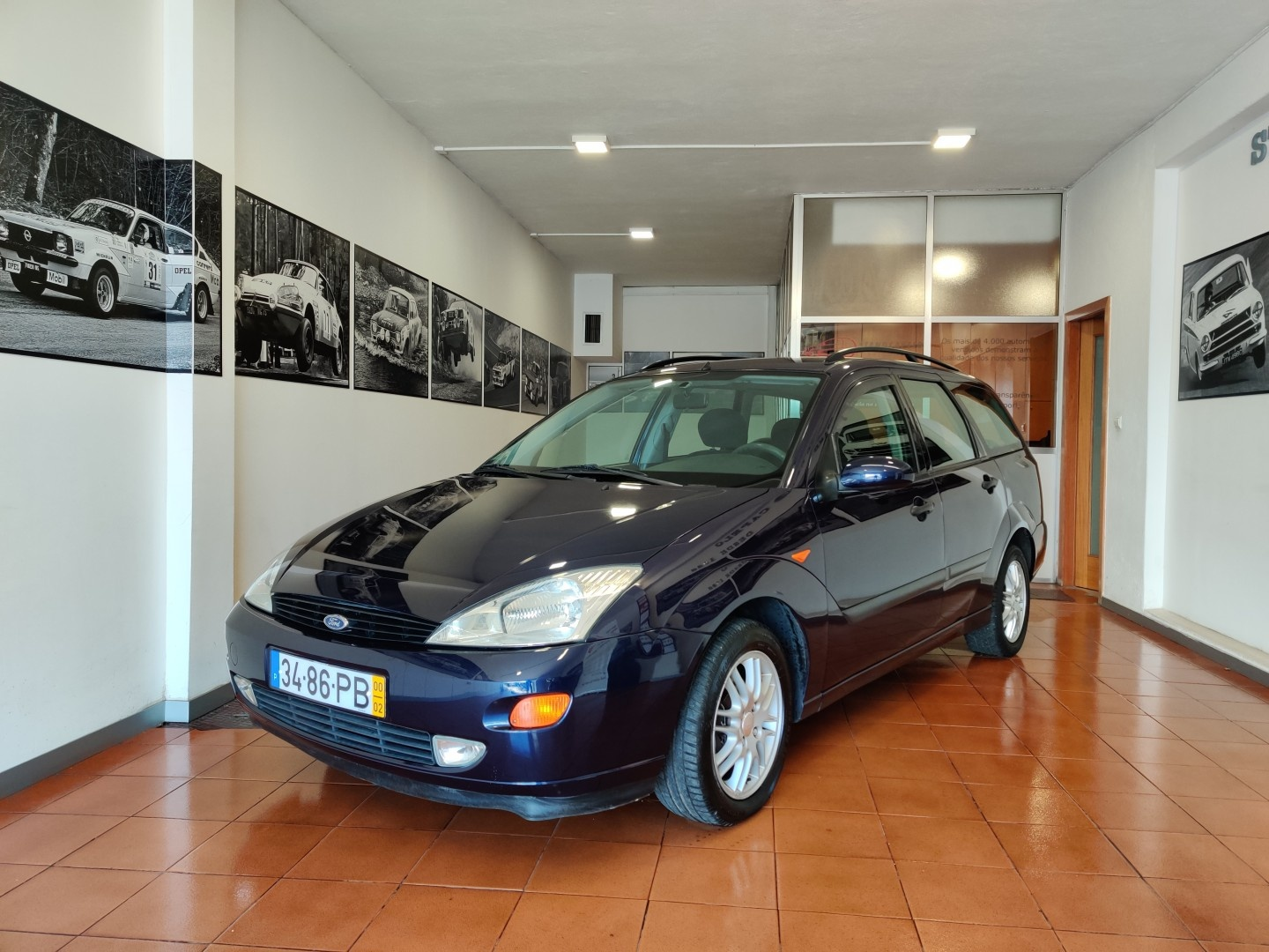 Ford Focus SW 1.4  Ambiente