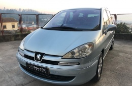 Peugeot 807 2.2 HDI NAVTEC  NACIONAL