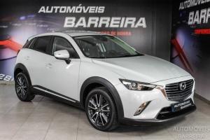 Mazda Cx-3 Excellence HT Leather White Navi