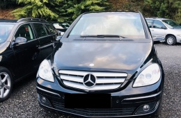 Mercedes-Benz B 180 2.0 CDI Avantgarde