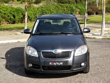 Skoda Fabia Break 1.2 Ambiente ***VENDIDO***