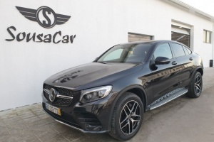 Mercedes-benz Glc 350 e Coupé AMG Hybrid Plug-In