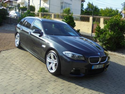 BMW 520, 2010