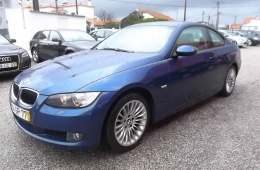 BMW 320 D Coupé