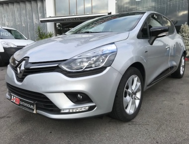 Renault Clio 0.9 Tce Limited Editon GPS